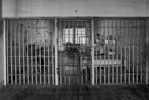 Alcatraz Prison, California, USAImage No: 16-003846-bw  Click HERE to Add to Cart