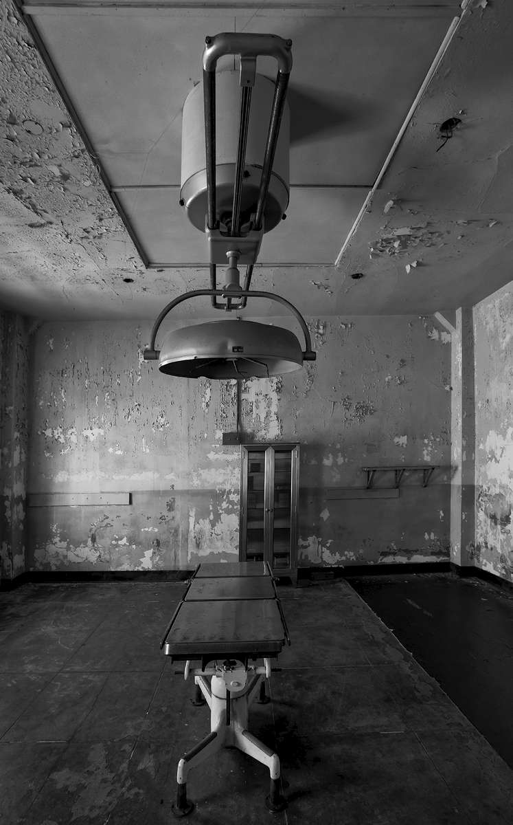 Black and White Prison Images from Alcatraz, CaliforniaImage No: 16-003857-bw  Click HERE to Add to Cart