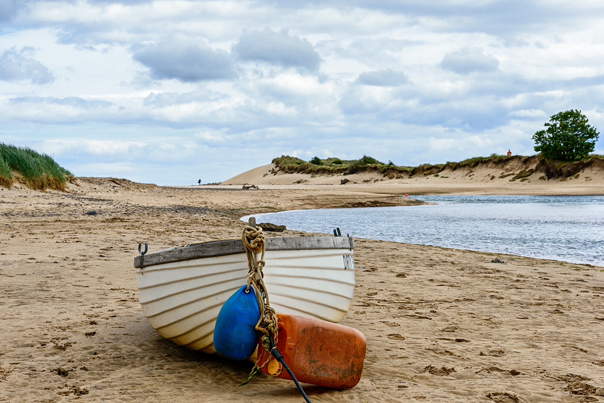 Alnmouth, EnglandImage no: 15-032444   Click HERE to Add to Cart