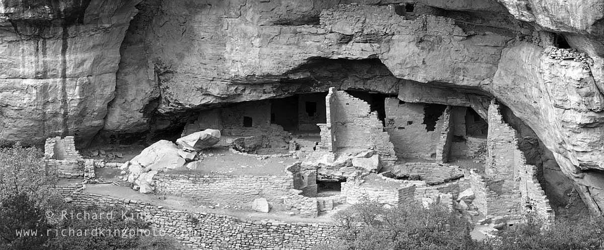 Anasazi Ruin, Mesa Verde National Park, Colorado, USA, fine art print, giclee, pigment-on-paper, http://www.photoshelter.com/c/richardkingphoto/image/I0000AbIu0OT3jSA
