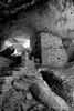 Photographs of Anasazi Cliff Swelling Ruins Mexico