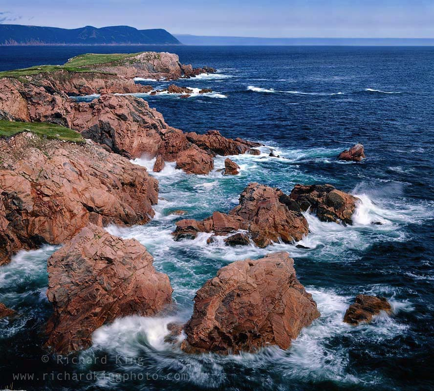 Cabot Trail, Cape Breton Island, Nova Scotia, CanadaImage no: 070584.1821  Click on link to add to cart  http://bit.ly/cOEhL7