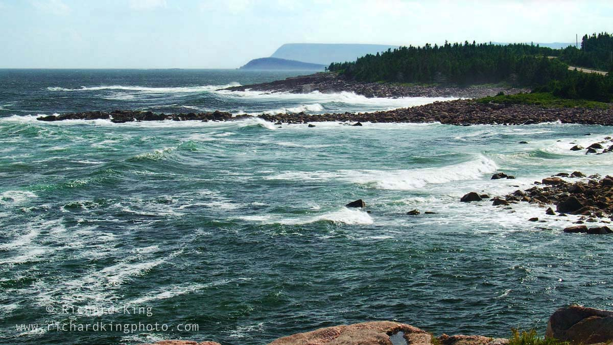 Neil's Harbour, Cabot Trail, Cape Breton Island, Nova Scotia, CanadaImage no: 070656.02  Click on link to add to cart  http://bit.ly/bg8ORo