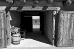 Bent's Old Fort National Historic Site, ColoradoImage no: 17-020183-bw   Click HERE to Add to Cart