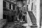 Umbria, ItalyImage no: 15-028714-bw   Click HERE to Add to Cart