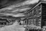 Bodie Ghost Town,Bodie State Historic Park, CaliforniaImage No: 12-032822.bw  Click HERE to Add to Cart