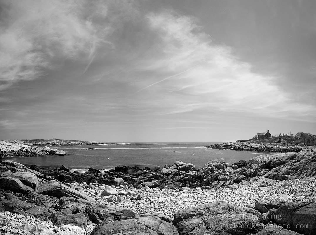 Straitsmouth Cove, Cape Ann, Massachusetts, USAImage no: 070231.0708  Click HERE to add to cart