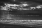 Seascape photographs of the Pacific Ocean from Cape Kiwanda, OregonImage no: 16-007581-bw   Click HERE to Add to Cart