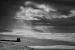 Seascape photographs of the Pacific Ocean from Cape Kiwanda, OregonImage no: 16-007587-bw   Click HERE to Add to Cart