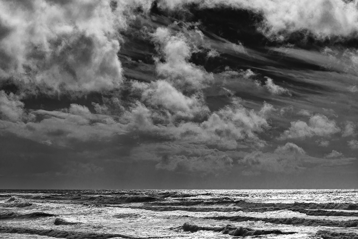 Three Capes Scenic RouteTillamook County, OregonImage no: 16-006860-bw   Click HERE to Add to Cart