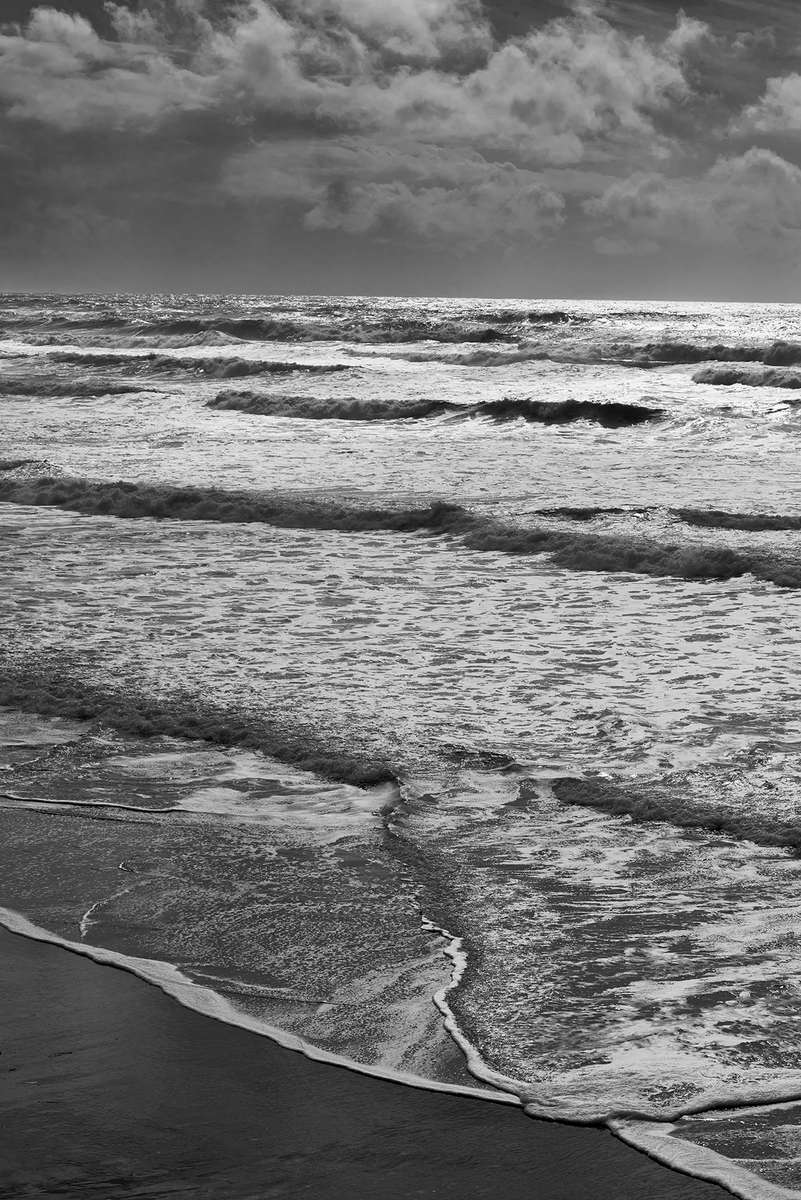 Seascape photographs from the Oregon coast Oceanside, OregonImage no: 16-006857-bw   Click HERE to Add to Cart