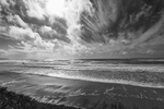 Seascape photographs from the Oregon coast Oceanside, OregonImage no: 16-006879-bw   Click HERE to Add to Cart