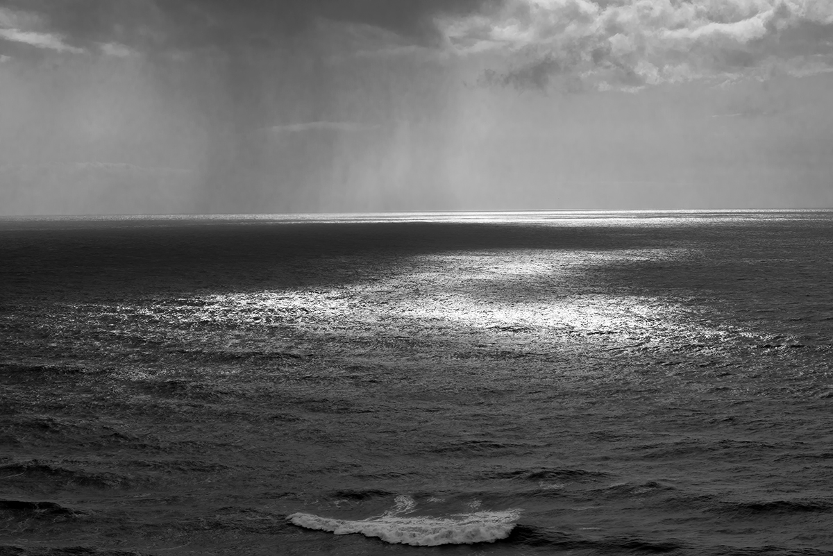 Seascape photographs from the Oregon coast Oceanside, OregonImage no: 16-006973-bw   Click HERE to Add to Cart