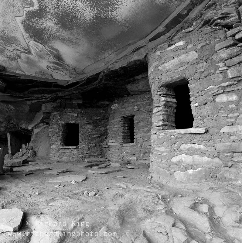 Anasazi Ruin, Ancient Pueblo Dwelling