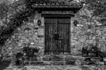 Umbria, ItalyImage no: 15-029149-bw   Click HERE to Add to Cart