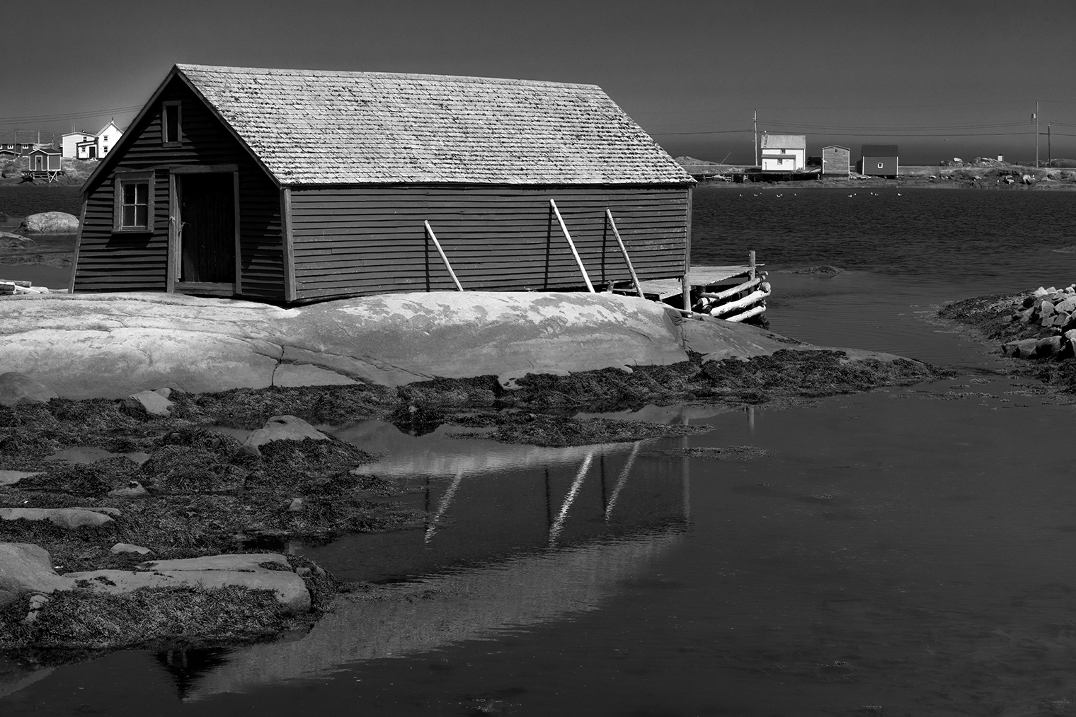 Newfoundland, CanadaImage no: 19-007418-bw  Click HERE to Add to Cart