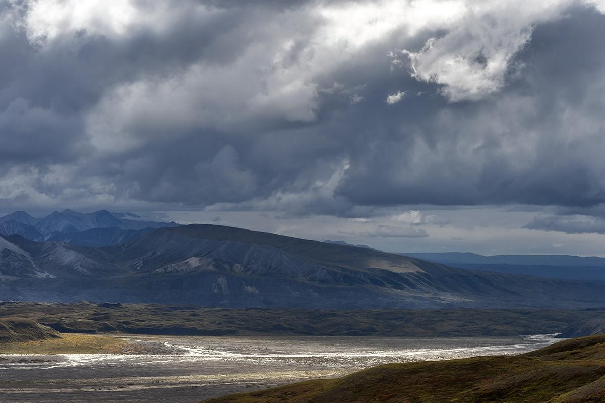 The Alaska RangeDenali National Park Road, AlaskaImage no: 16-308407   Click HERE to Add to Cart