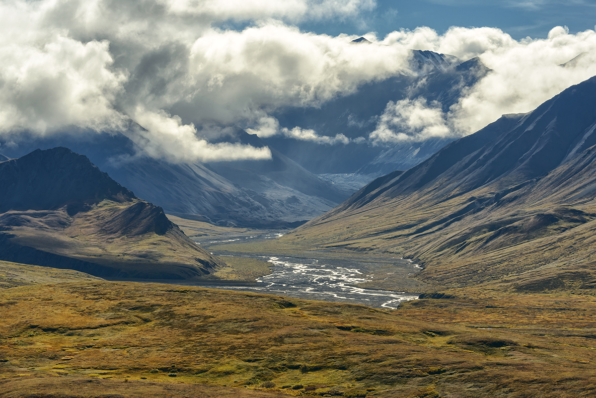 Toklat River Visitors CenterDenali National Park Road, AlaskaImage no: 16-309381   Click HERE to Add to Cart