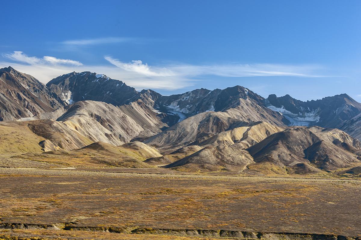 The Alaska RangeDenali National Park Road, AlaskaImage no: 16-310982   Click HERE to Add to Cart