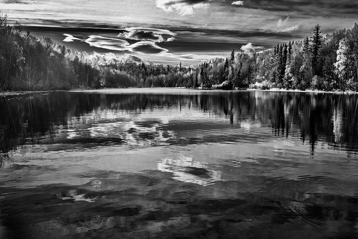 Anchorage, AlaskaImage no: 15-043948-bw   Click HERE to Add to Cart