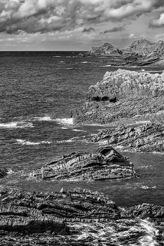 Devon, EnglandImage no: 14-017614-bw   Click HERE to Add to Cart
