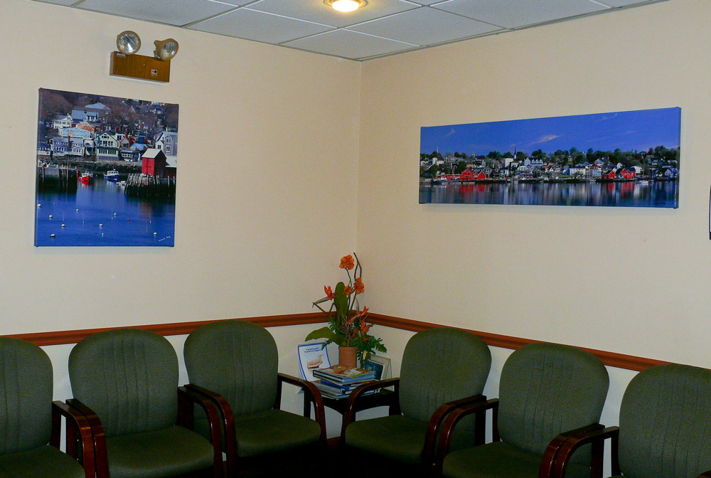 Dr. Chiang's Reception Area