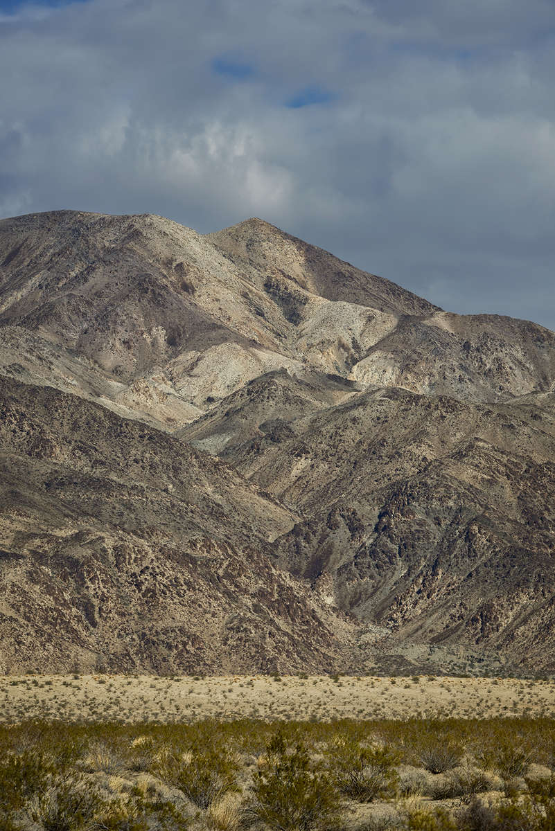 Desert Mountain Landscapes from CaliforniaImage No: 16-002668  Click HERE to Add to Cart