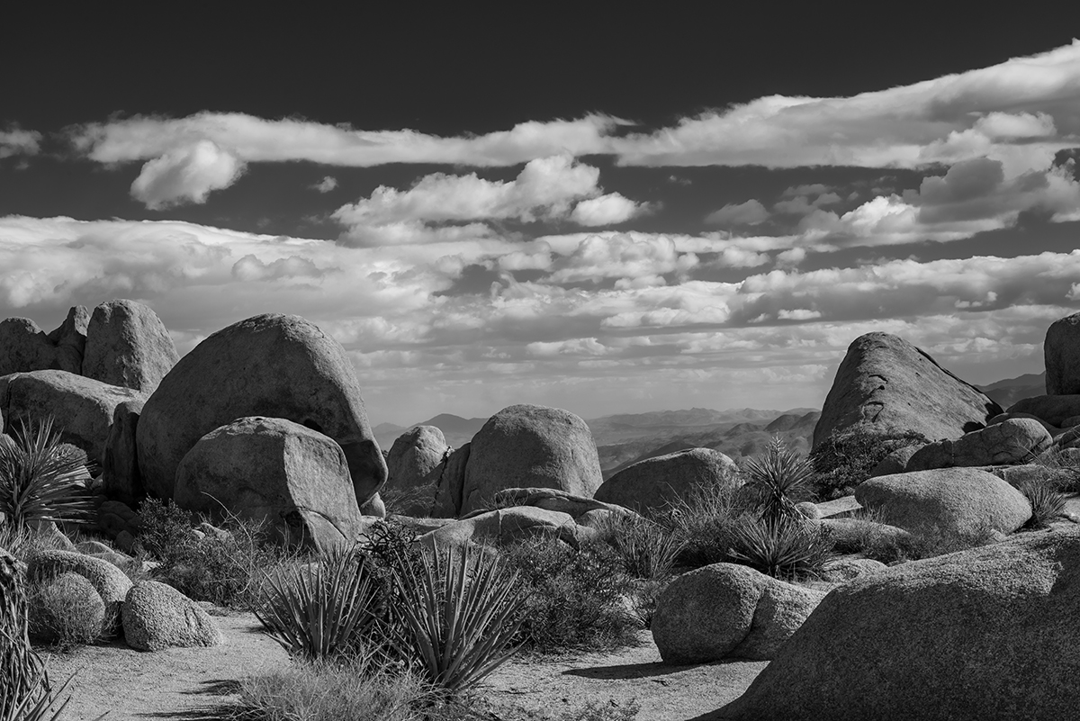 Desert Mountain Landscapes from CaliforniaImage No: 16-002735-bw  Click HERE to Add to Cart
