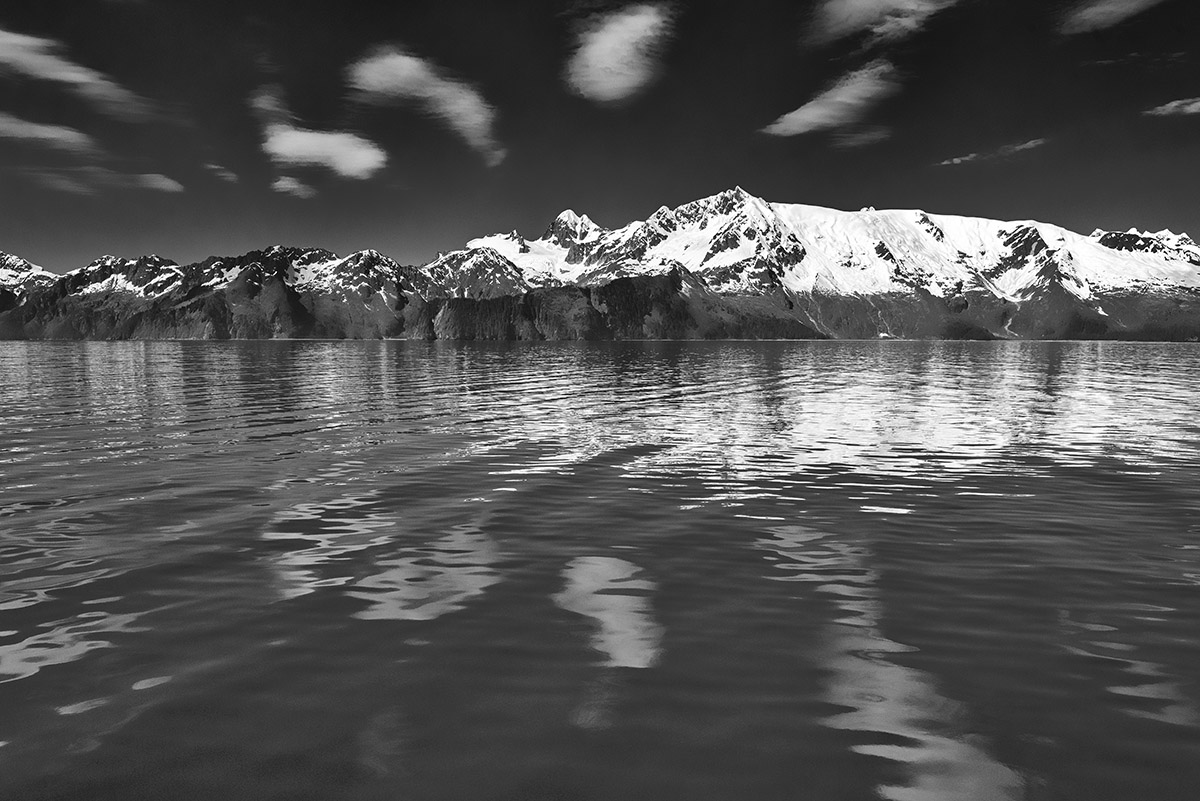 Seward, AlaskaImage no: 16-016719-bw   Click HERE to Add to Cart