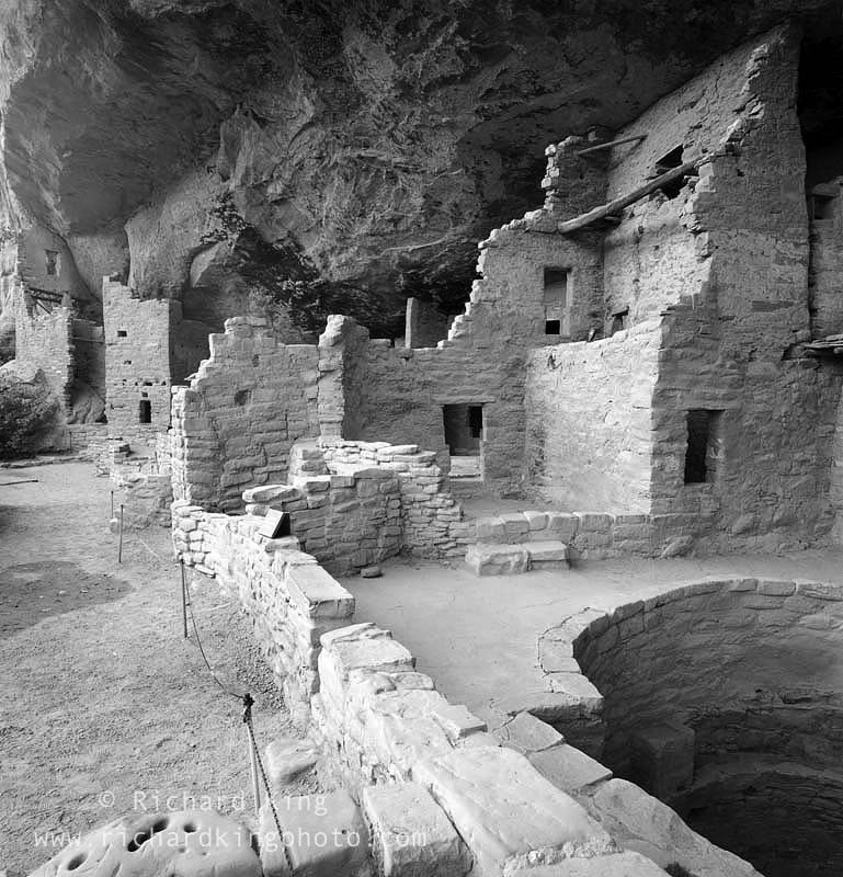 Anasazi Ruin, Cliff Dwellings