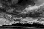 Anchorage, Alaska, USAImage No: 15-044457-bw   Click HERE to Add to Cart