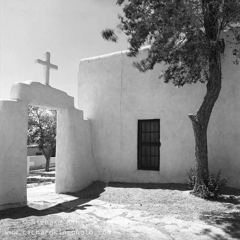 Laguna Church, Laguna,New Mexico, USAImage no: 030461.07Click on link to add to carthttp://bit.ly/9kB4Pr