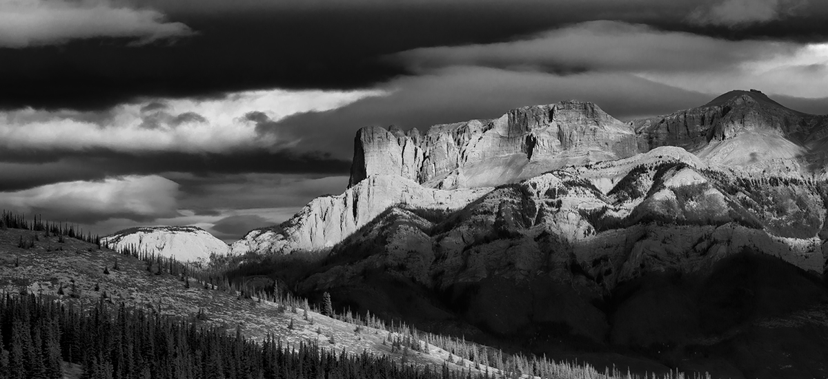 Jasper, AlbertaImage no: 16-383442-bw   Click HERE to Add to Cart