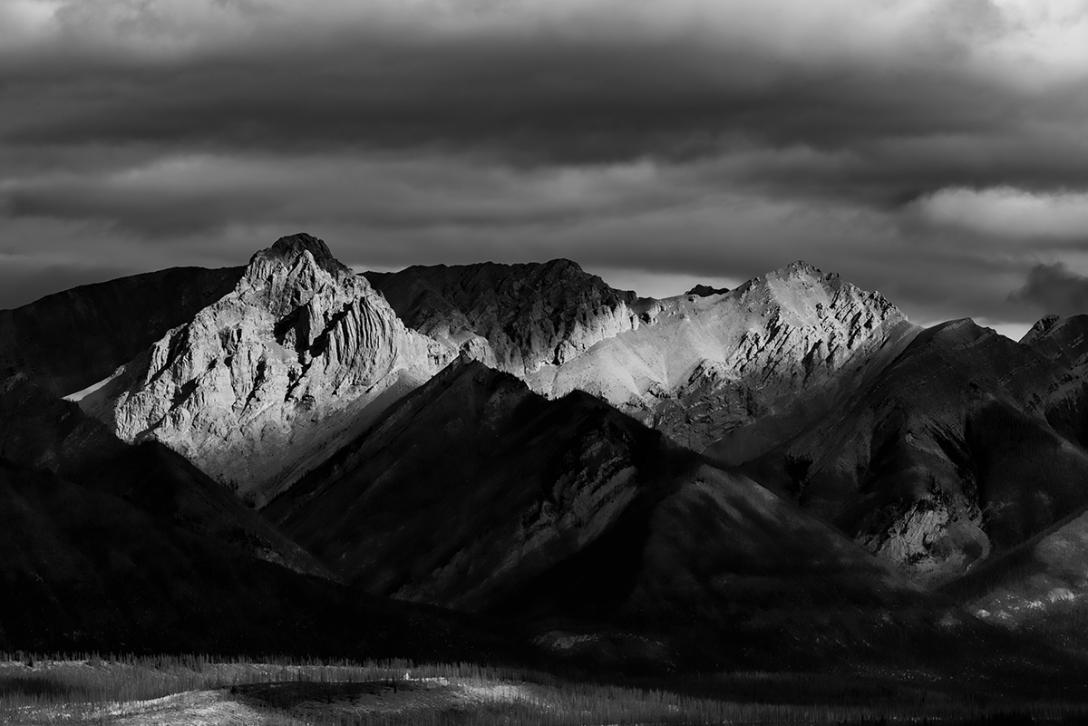 Jasper, AlbertaImage no: 16-383447-bw  Click HERE to Add to Cart