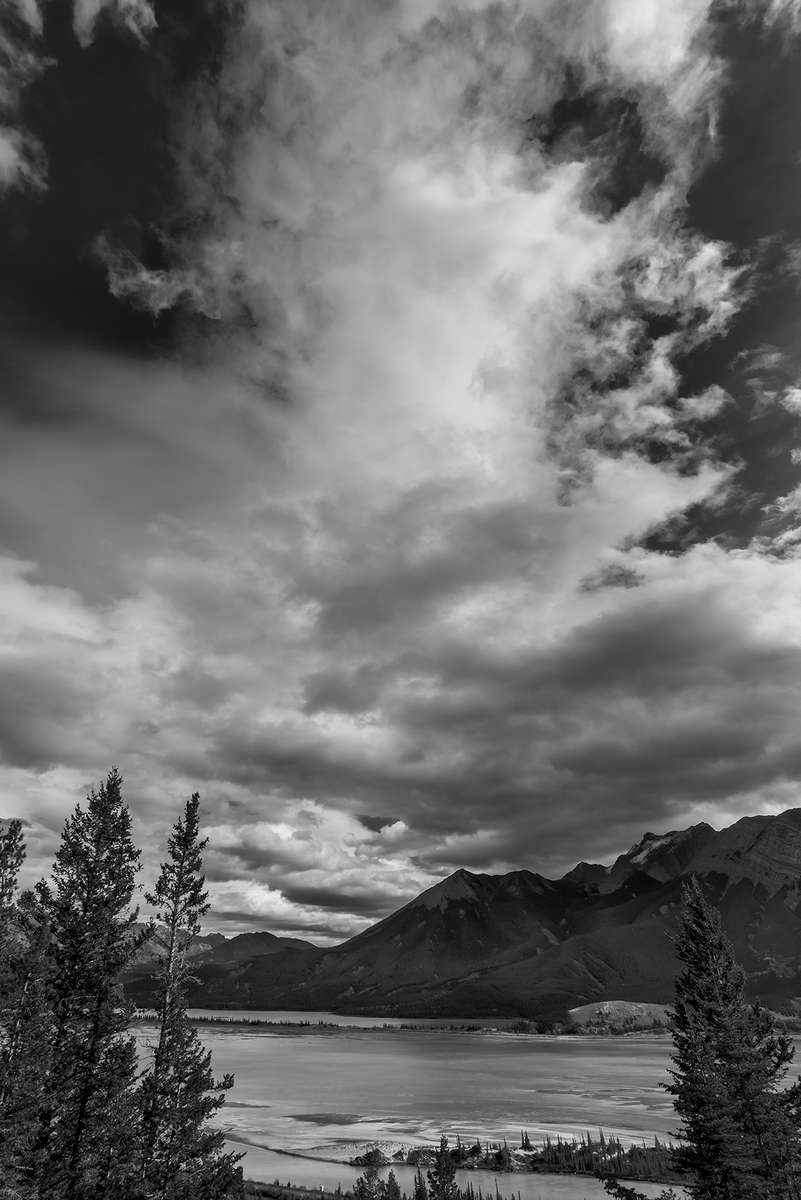 Jasper, AlbertaImage no: 16-383488-bw   Click HERE to Add to Cart