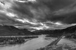Jasper, Alberta, CanadaImage no: 16-383527-bw  Click HERE to Add to Cart