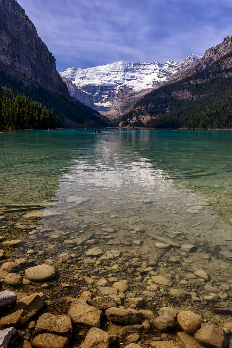 Lake Louise, AlbertaImage no: 16-383638   Click HERE to Add to Cart
