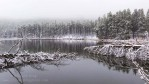 A snowy day in the Rockies, Rocky Mountain National Park, Colorado, USAImage no: 060596.13  Click on link to add to cart  http://bit.ly/b7avQU
