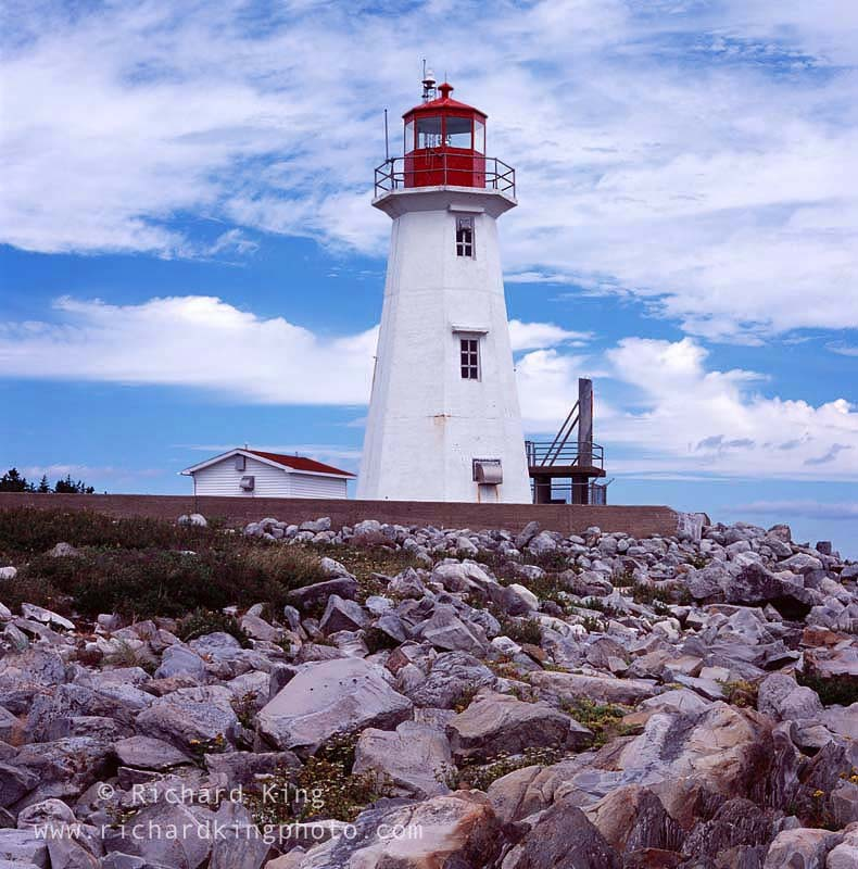 Lighthouse Trail, Nova Scotia, CanadaImage no: 070434.06Click on link to add to carthttp://bit.ly/cNIQ5A