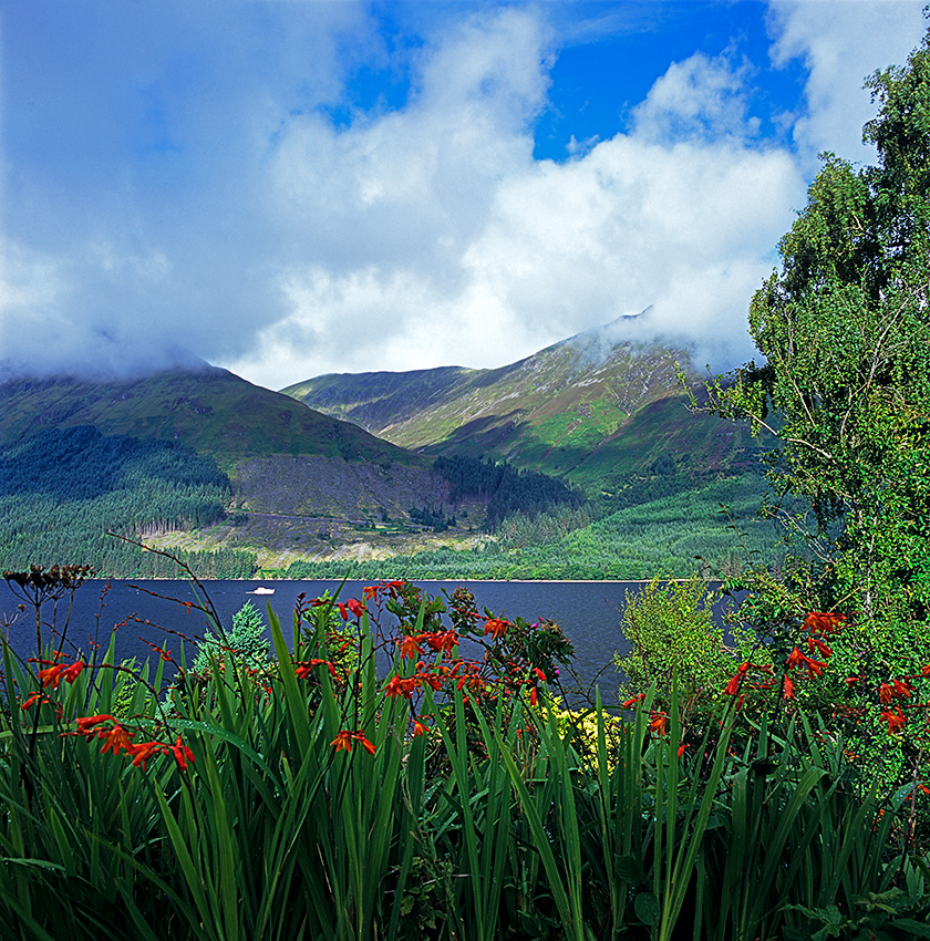 Caledonian Canal, ScotlandImage no: 050454.12Click HERE to add to cart