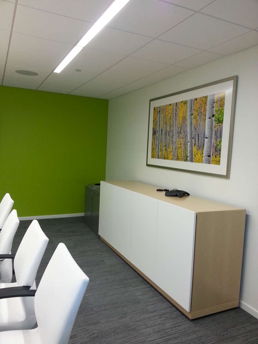 Mahattan Office Conference Room