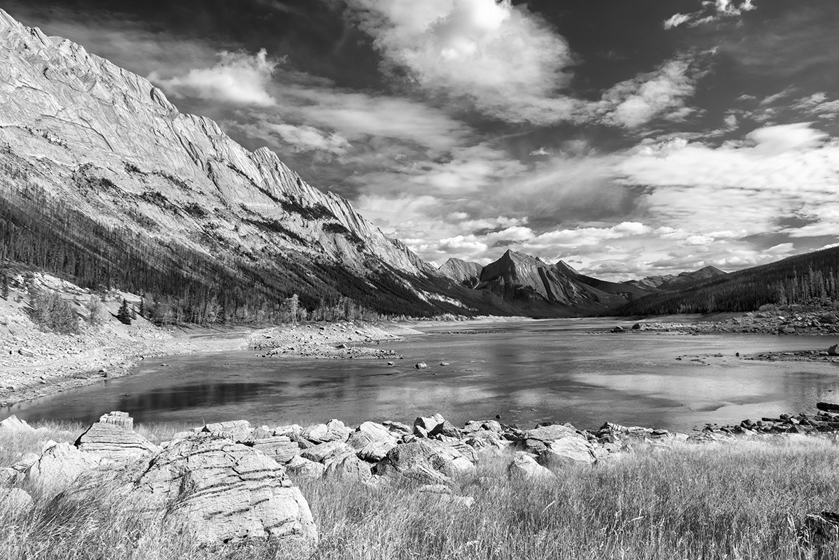 Jasper, AlbertaImage no: 16-383227-bw  Click HERE to Add to Cart