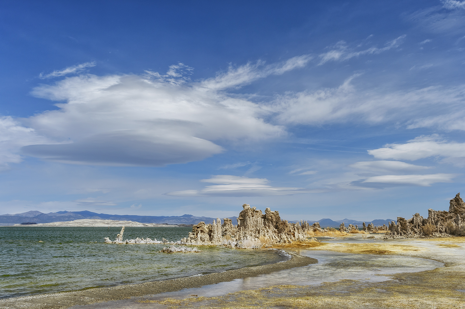 East Sierra landscape images from Mono Lake, CaliforniaImage No: 18-007953  Click HERE to Add to Cart