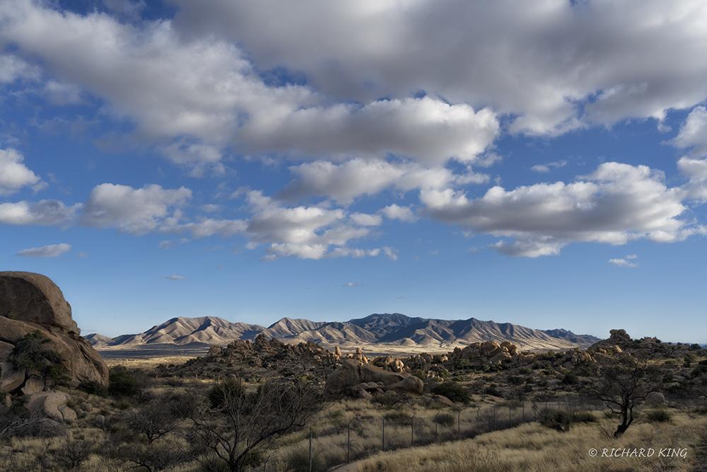 Cochee Mountains Arizona USA