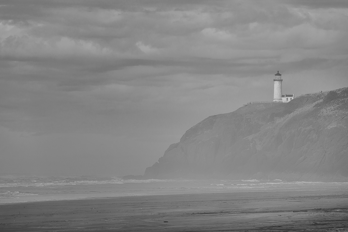 Ilwaco, WashingtonImage no: 16-008389-bw   Click HERE to Add to Cart