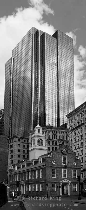 Three Eras of Architecture, Boston,Massachusetts, USAImage no: 070271.09Click on link to add to cart  http://bit.ly/d0QzYW