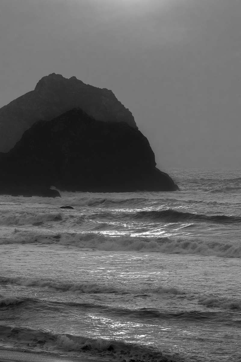 Seascape photographs of the Pacific OceanCentury City, CaliforniaImage no: 16-005424-bw   Click HERE to Add to Cart