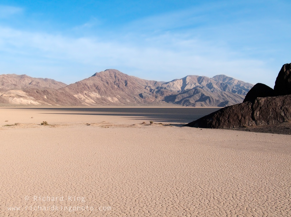 Racetrack Valley, Death Valley National Park, CaliforniaImage no: 100296.12  CLICK HERE TO PURCHASE