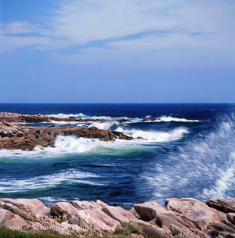 Cabot Trail, Cape Breton Island,Nova Scotia, CanadaImage no: 070644.0708Click on link to add to carthttp://bit.ly/d5aPPo