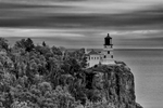Near Two Harbors, Minnesota, USAImage No: 15-035350-bw  Click HERE to Add to Cart